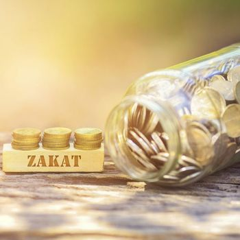 Mortgage and Zakat.